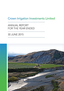 annual report year end 30th June 2015
